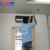 Cách lắp đặt máy lạnh đúng kỹ thuật