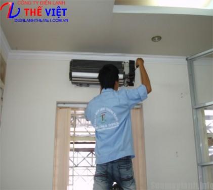 Hướng dẫn lắp đặt máy lạnh đúng tiêu chuẩn