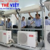 Giải pháp tiết kiệm điện khi lắp đặt và vận hành hệ thống máy lạnh