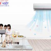 Chăm sóc da bằng máy lạnh thông minh?