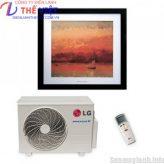 LG thiết kế máy lạnh khung ảnh mới